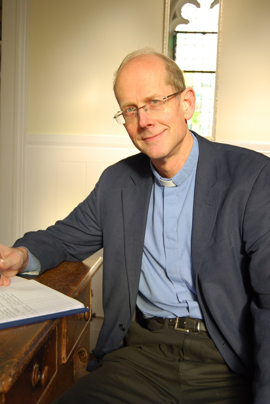 Reverend Charles, blog image